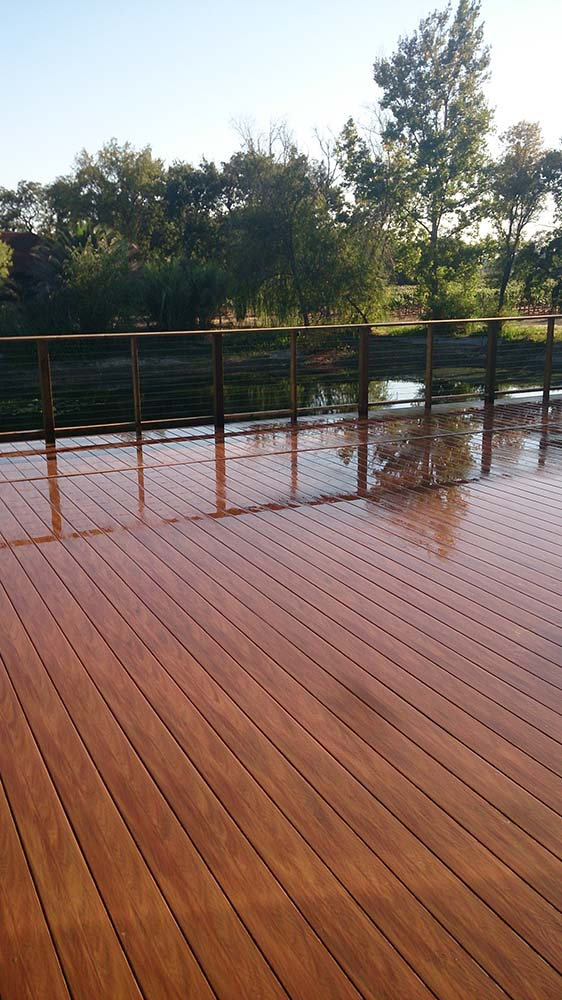 Innovative Decking Decking Materials Winn Decking