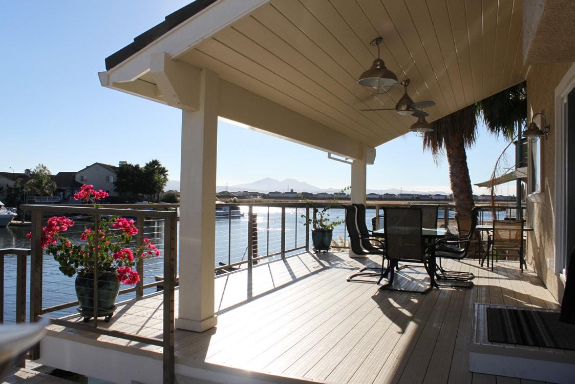 Discovery Bay Marina Deck Winn Decking